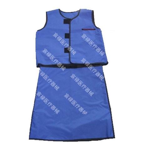 X射线防护服套装包含哪些 HB08防护套裙