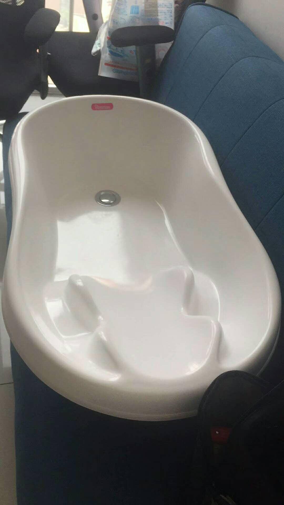 韩国婴儿软浴盆洗澡