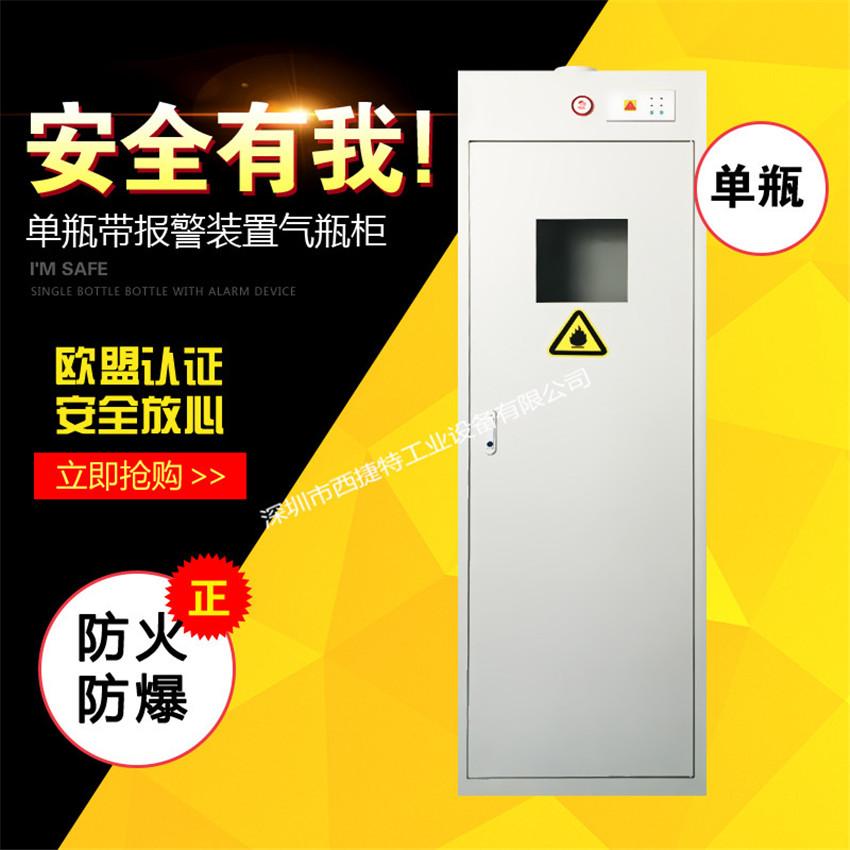 中山防爆气瓶柜/危险气体存放柜