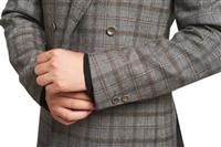 西服袖子为什么做的要比衬衫短1-2厘米