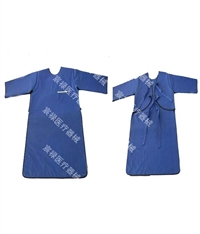 医护人员为什么要穿防辐射铅衣