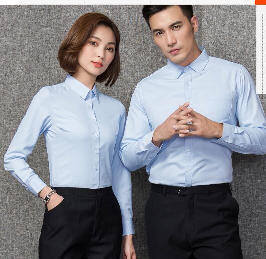 白云区职业衬衣批发,空姐衬衫定做,做工精