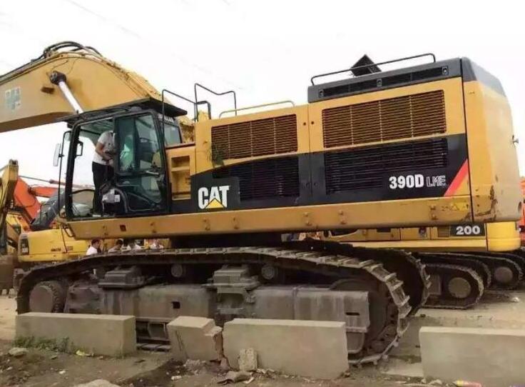 卡特390D二手挖掘机价格