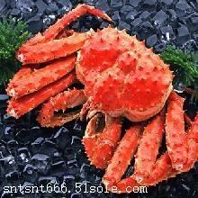 天津阿拉斯加帝王蟹进口清关世能通更快速