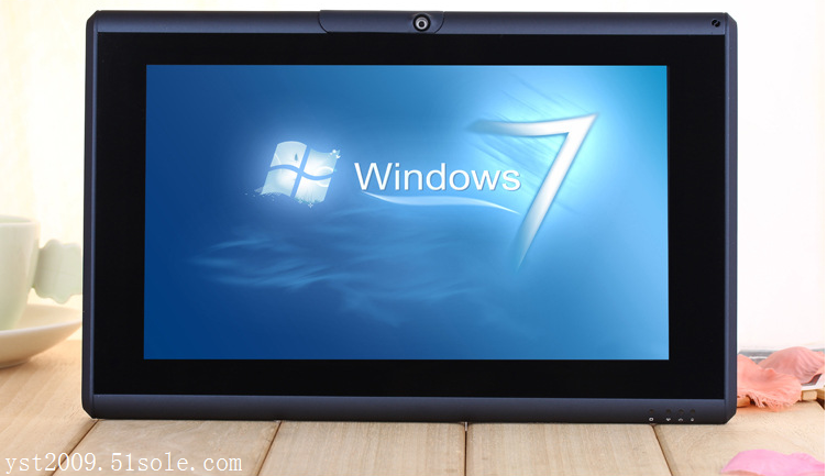 厂家批发10.1寸平板电脑Windows7 XP平板电脑行业免费定制