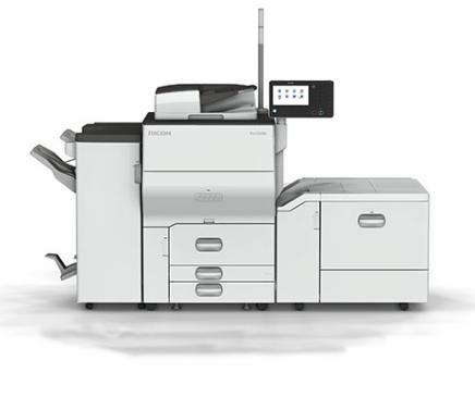 彩色生产型数码印刷机理光