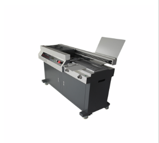 全自动胶装机WD-50