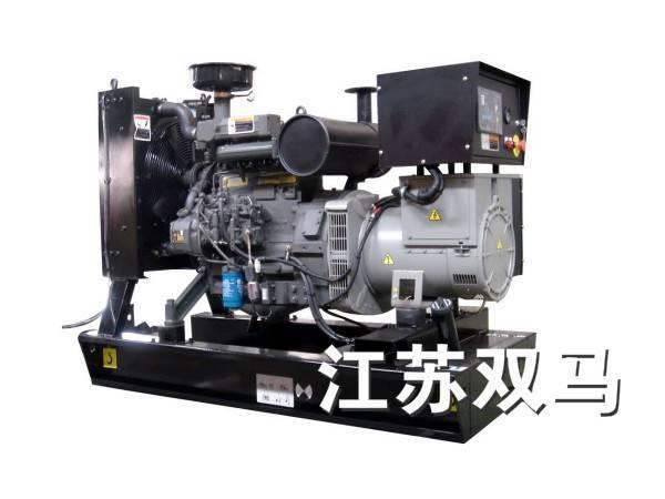 400kw发电机   400KW水冷道依茨柴油发电机  江苏双马
