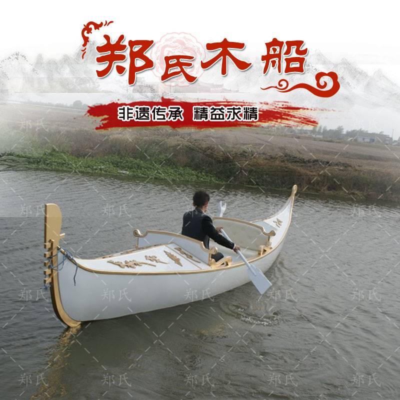 专业画舫木船制造厂家