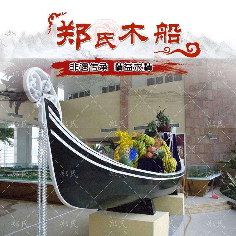 专业供应湖南画舫木船