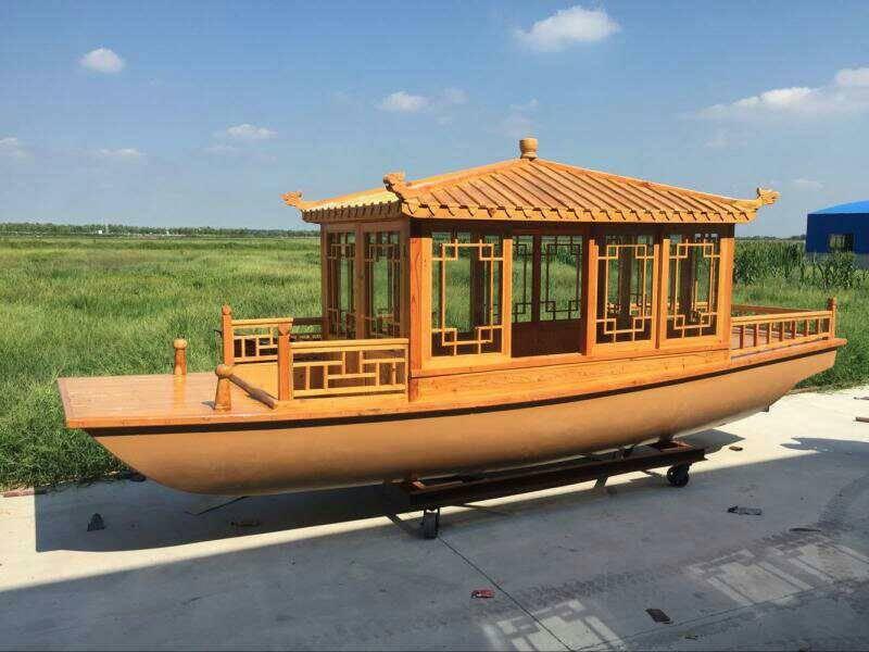 旅游木船质量
