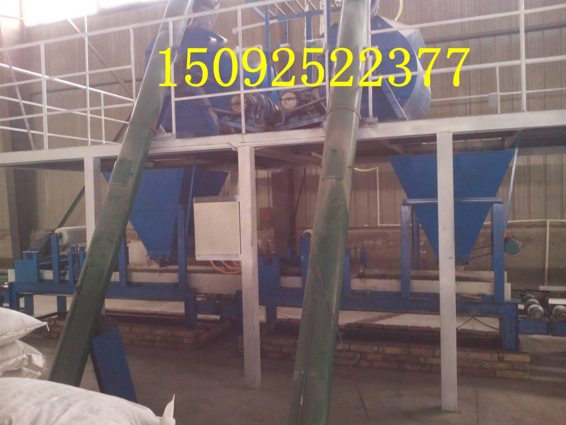 FS免拆外模一体板设备鑫达厂家现场指导作业