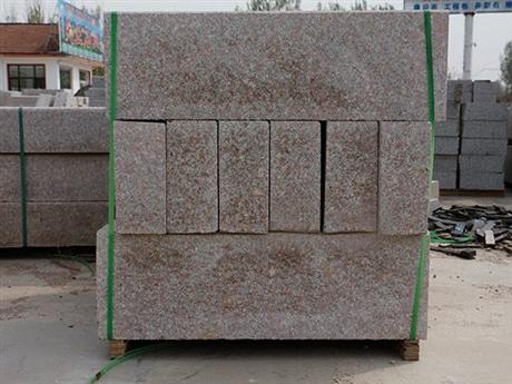 五莲花石材价格透明   质量有度可信赖