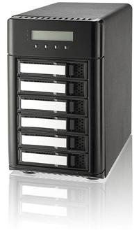 雷电磁盘阵列Areca-5028T2/ARC-5028T2雷电6盘位存储盘阵