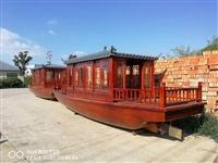 旅游木船生产