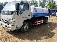工程绿化5立方灑水車厂家