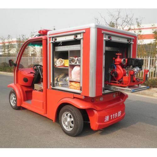 湖南新型地铁电动消防车价格