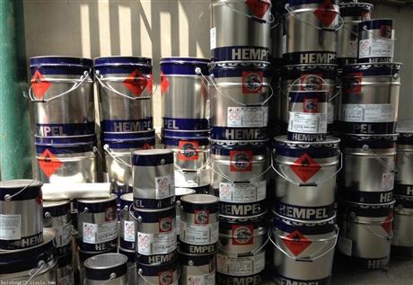 嘉兴哪里回收油漆 废油漆价格