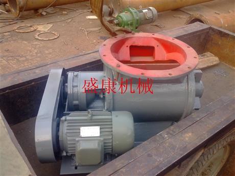 高温链条卸料器泊头盛康专业生产
