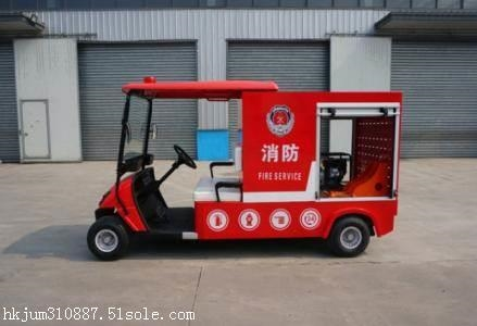 高压细水雾电动消防车价格