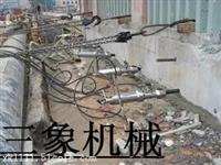 专业从事钢筋混凝土分裂机