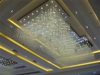 北京通州定制大型水晶灯厂家