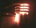 江苏中频感应加热炉厂家销售高效节能的中频圆钢感应加热炉