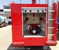 2吨水罐消防车价格