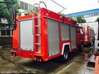 东风多利卡水罐消防车价格