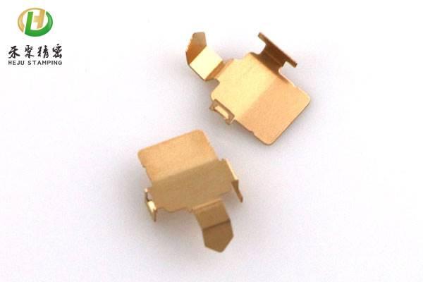 电子五金弹片、30年专业冲压厂、非标定制精密弹片