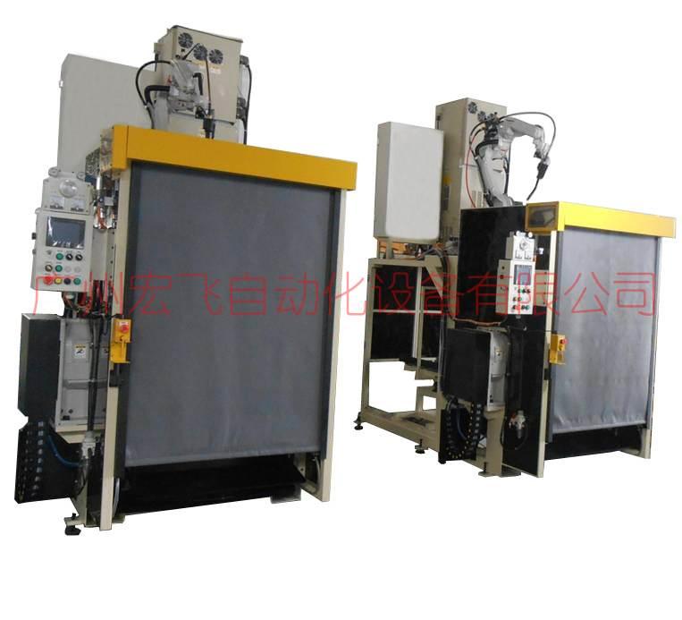 供应机械手焊接设备