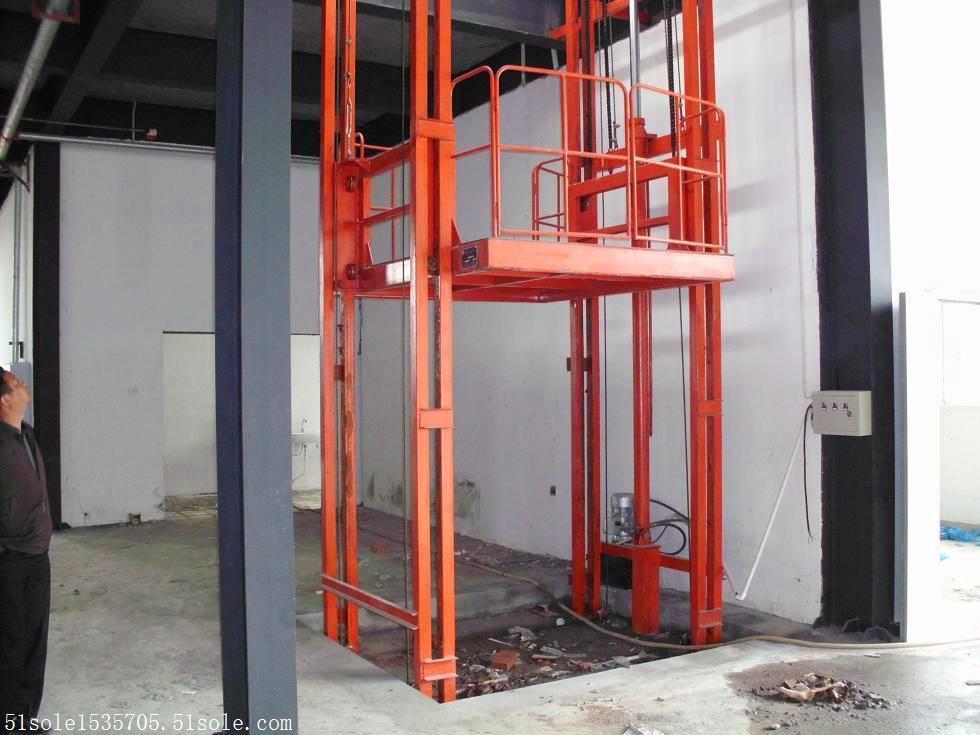 湖北宜昌电动液压升降机升降货梯厂家价格