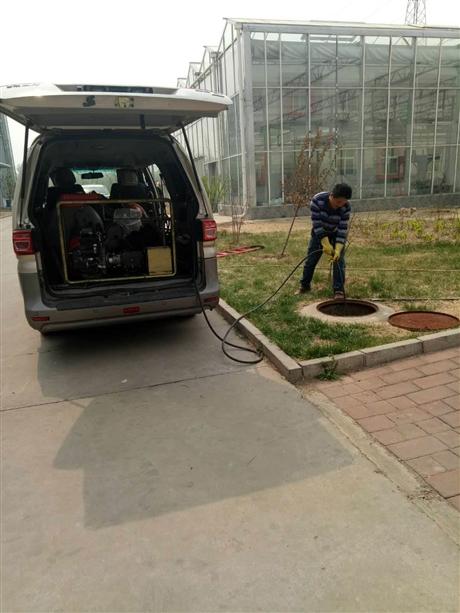 北京顺义疏通下水道