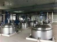 重庆食品厂工艺改进急转二手不锈钢储罐二手搅拌罐