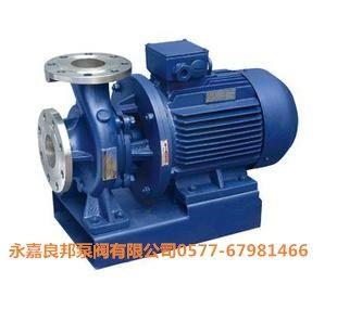 卧式单级管道化工泵 www.gooogl