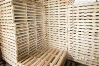 青岛托盘周转 二手托盘处理 木质包装箱 出口木箱 实木托盘