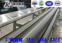 PE燃氣管的性能規格及其質量保證