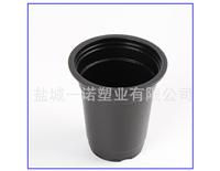PVC塑料包装桶 黑咖吸塑圆桶