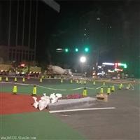 渭南城市绿道彩色路面工程材料