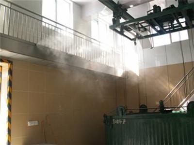屠宰场车间喷雾除臭设备供应商