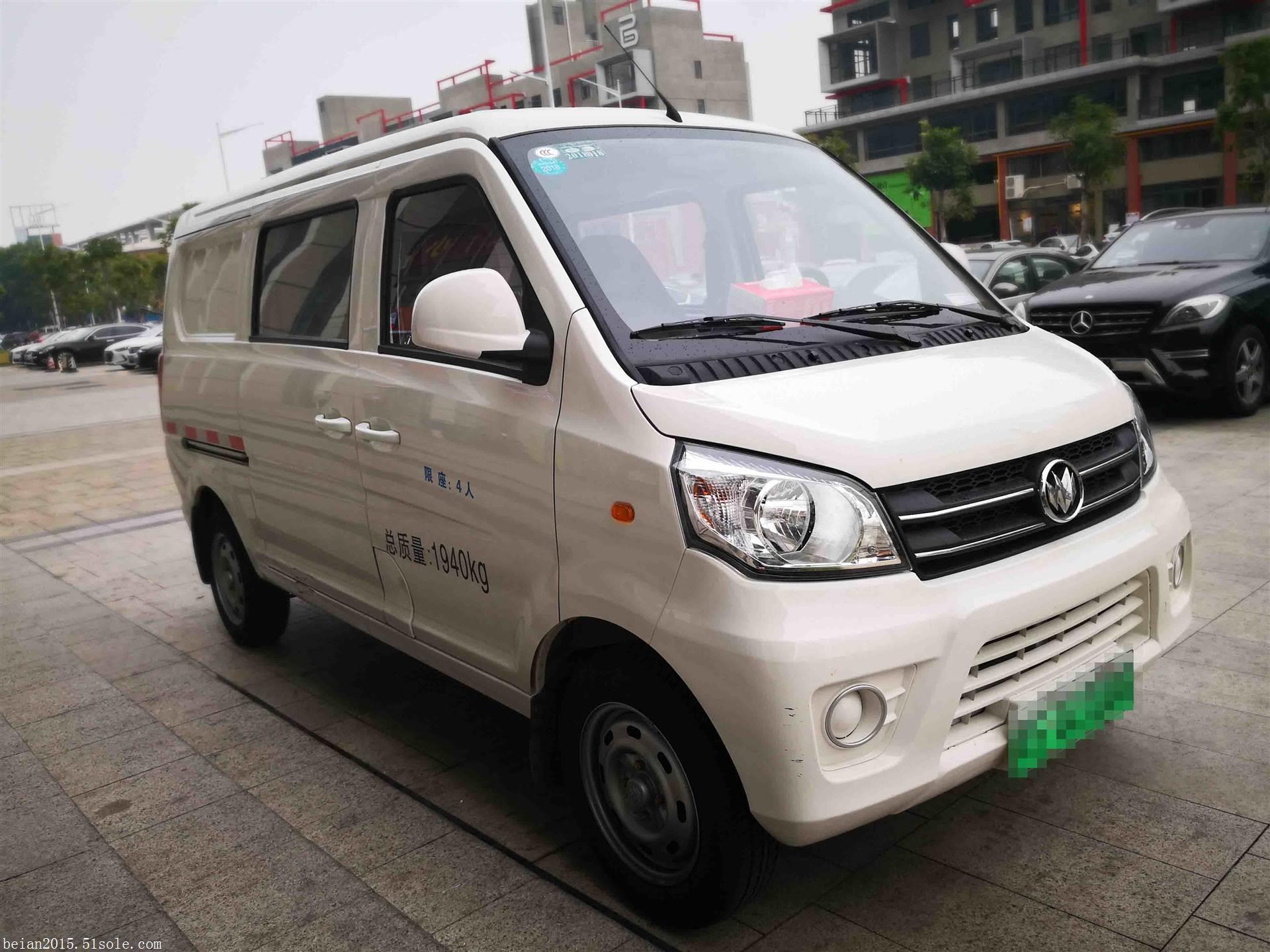 新能源厢式货车出租,广东倍安新能源货车出租电话