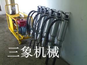 液压分裂机 劈裂机 体型小 高产量 安全 节能 环保