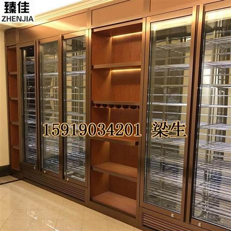 专业定制欧式 不锈钢酒柜酒架金属玄关花格屏风可根据客户要求定