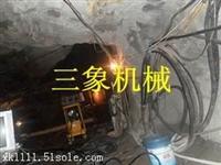 湖南永州液压劈裂机施工项目 施工图片 施工视频