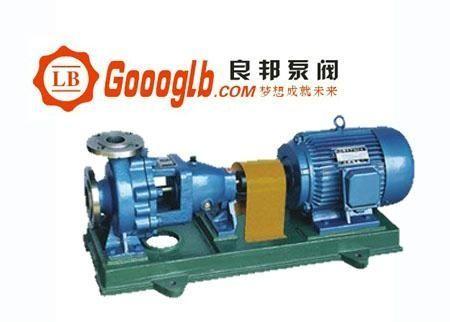 永嘉良邦IH型单级单吸化工泵