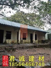 贵州安顺树脂瓦装饰材料瓦厂家直销 合成树脂小青瓦价格