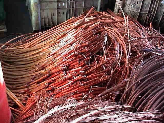 上海废铜回收公司电话