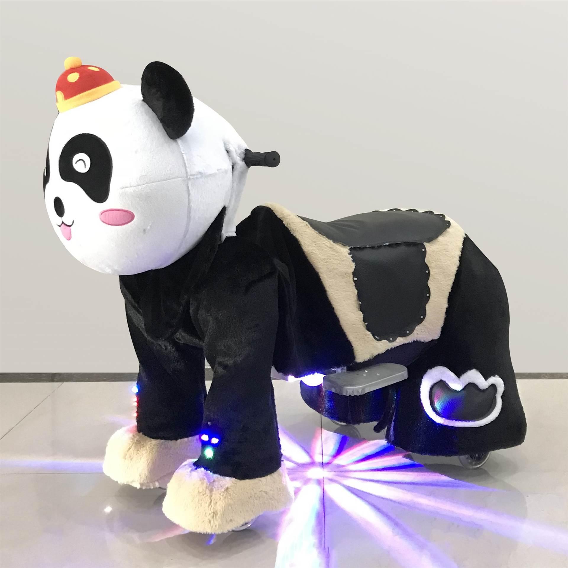 毛绒电动玩具车 益智玩具车 好投资项目