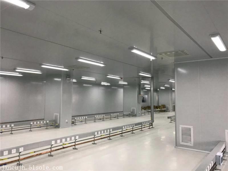 江西十万级GMP认证化妆品无尘车间净化工程设计出图施工包过GMP证