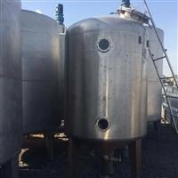 镇江化工厂处理二手不锈钢储罐二手储罐二手搅拌罐